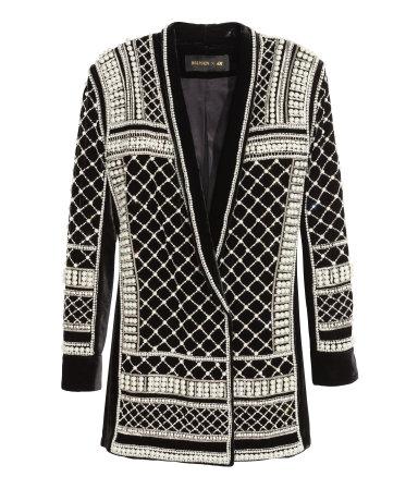 Beaded Velvet Jacket Rp5,999,000
