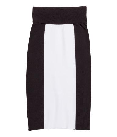 Blok-coloured Skirt Rp799,900