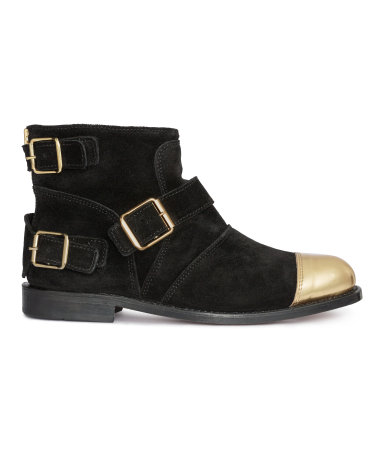 Suede Boots Rp2,499,000