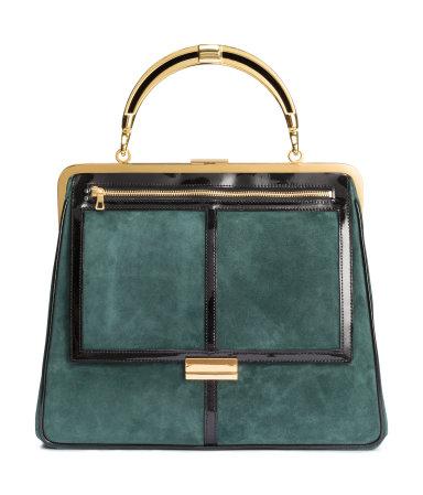 Suede Handbag Rp2,999,000