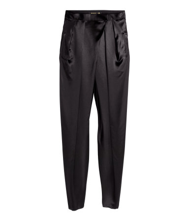 Suit Trousers in Silk Satin Rp1,199,000