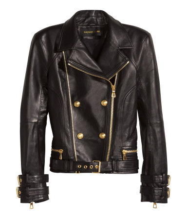 Leather Jacket Rp3,999,000